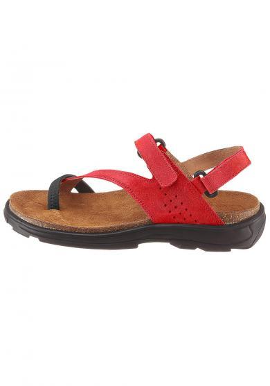 Trekking-Sandale mit Zehensteg