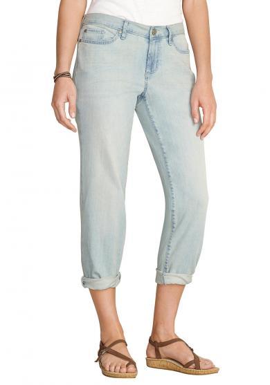 Boyfriend Crop 3/4-Jeans Damen
