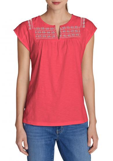 Laurel Canyon besticktes Shirt