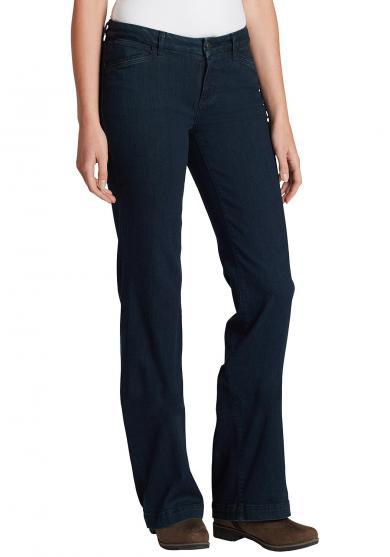 Elysian Jeans - Trouser Leg - Curvy Damen