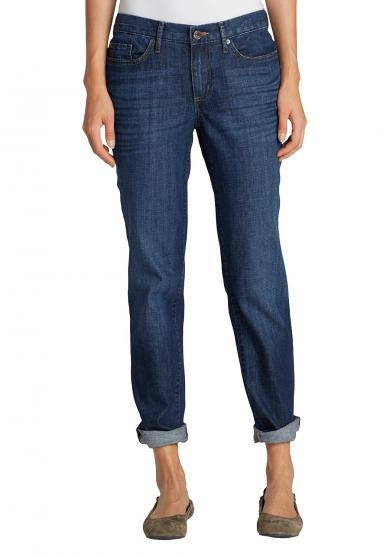 Boyfriend Jeans - Straight Leg