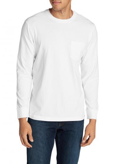 Legend Wash Shirt - Langarm mit Tasche Herren