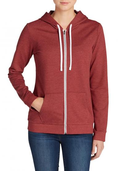 Camp Fleece Jacke mit Kapuze