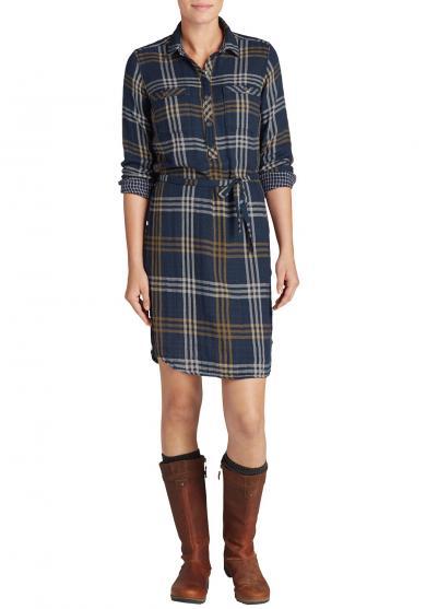 Kleid doppellagig Damen