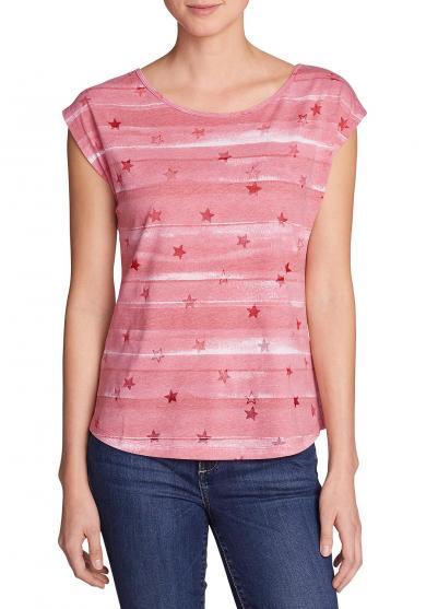 Americana T-Shirt - Burnout