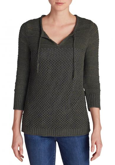 Beachside Pullover Damen