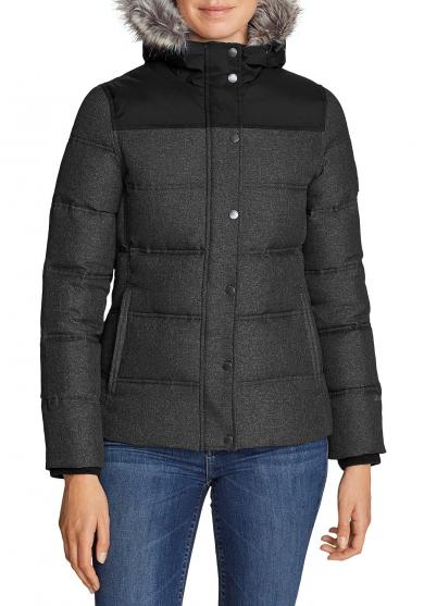 Noble Daunenjacke Damen