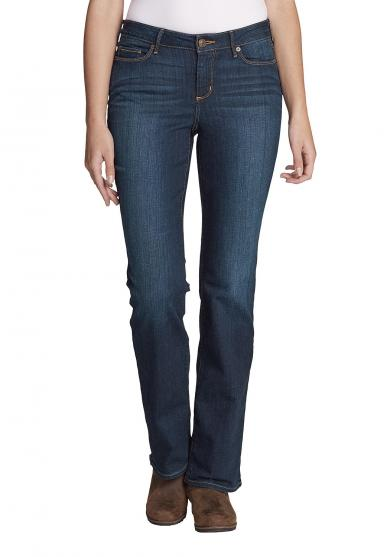 StayShape® Bootcut Jeans -Slightly Curvy