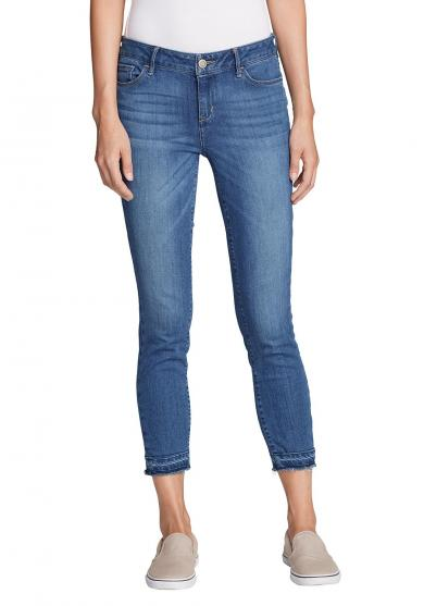 Elysian Jeans - offener Saum - Slightly Curvy