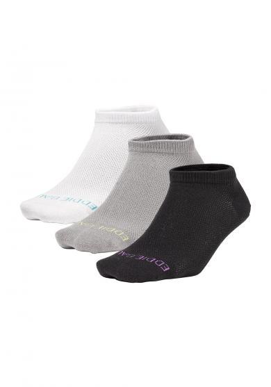 Mesh Socken - 3 Paar uni