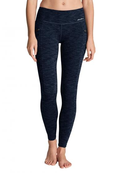 Trail Tight Leggings - Meliert Damen