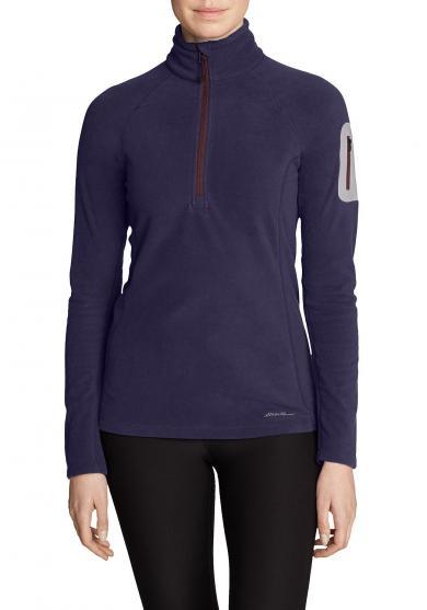 Cloud Layer® Pro Fleeceshirt mit 1/4-Reissverschluss