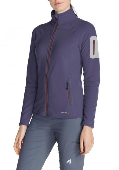 Cloud Layer ® Pro Fleecejacke Damen