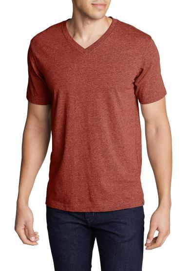 Legend Wash Shirt - Kurzarm mit V-Ausschnitt