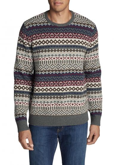 Snowbridge - Fair Isle Pullover