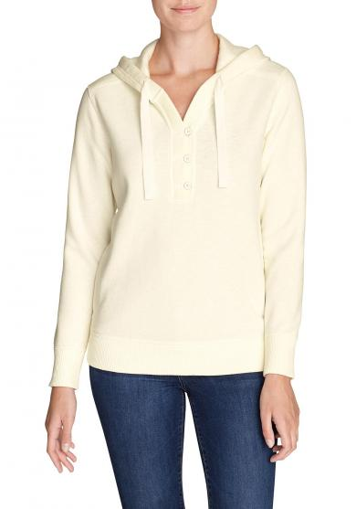 Cabin Fleece Pullover Damen