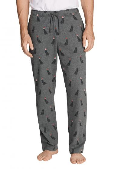 Sleepwear Hose aus Jersey - bedruckt Herren