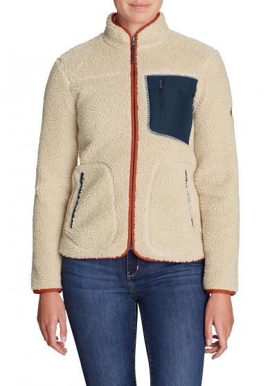 Rangefinder Sherpa Jacke Damen