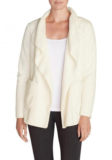 Moonlight Fleece-Cardigan Damen