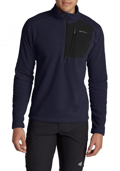 Cloud Layer Pro Fleeceshirt mit 1/4-Reissverschluss Herren