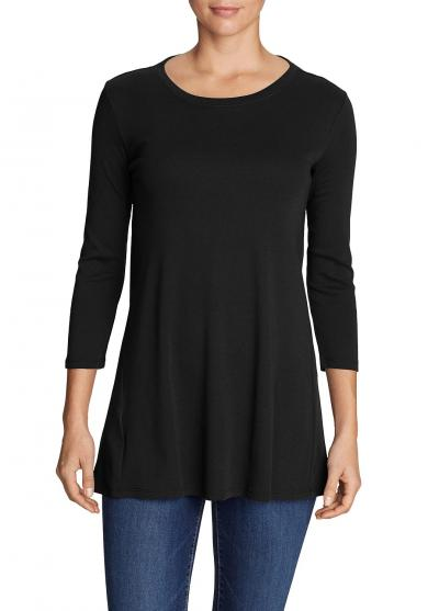 Favorite Tunika-Shirt mit 3/4-Arm Damen