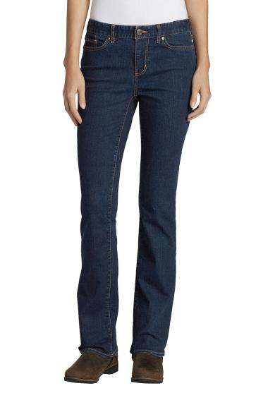 StayShape ® Bootcut Jeans -Slightly Curvy Damen