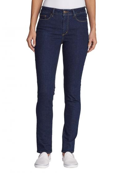 Stayshape Jeans - Slim Straight Leg - High Rise - Slightly Curvy Damen