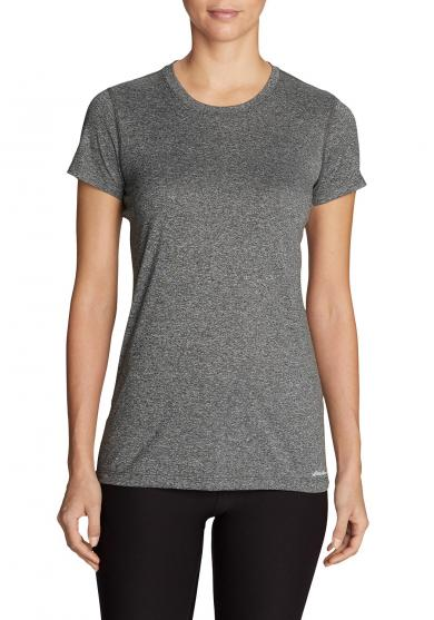 Resolution T-Shirt mit Rundhalsausschnitt Damen