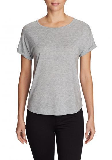 Mercer Bateau T-Shirt - Uni Damen