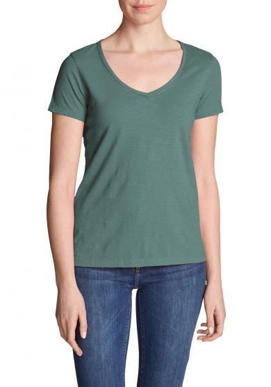Ladder Stitch T-Shirt