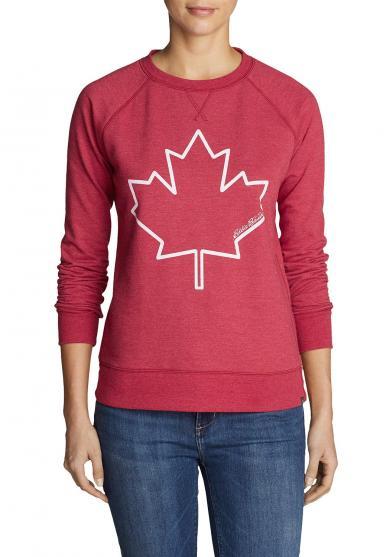 Camp Fleece Sweatshirt - Canada