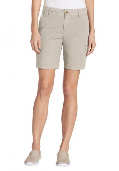 Adventurer Ripstop Cargo-Shorts Damen