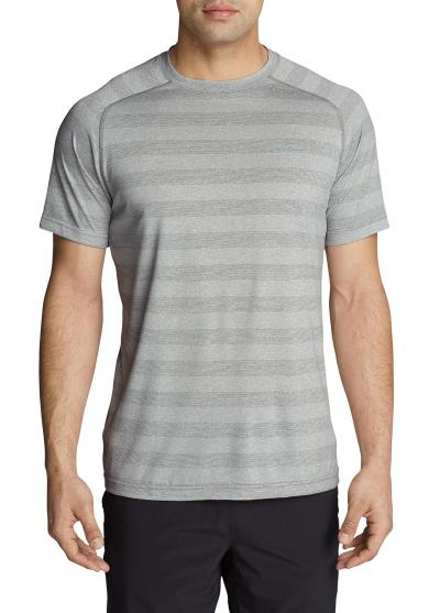 Resolution Shirt Kurzarm - geringelt