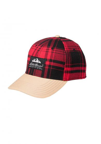 Flanell Basecap