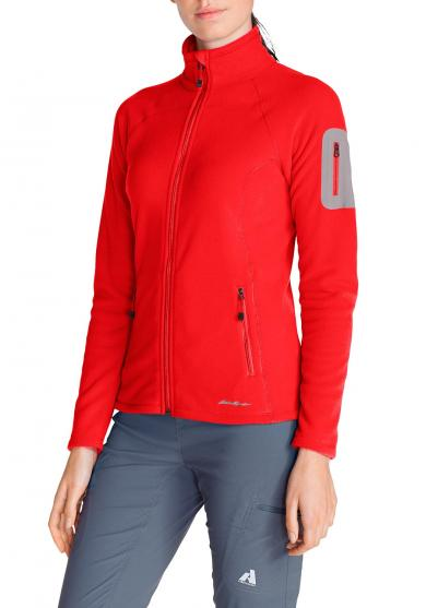 Cloud Layer® Pro Fleecejacke Damen