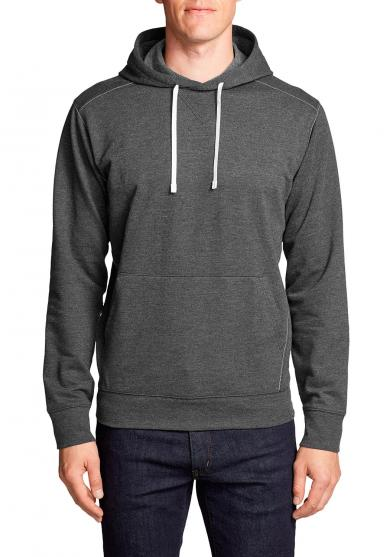 Camp Fleece Sweatshirt mit Kapuze - uni Herren
