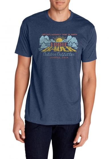 T-Shirt - Eddie Bauer Down