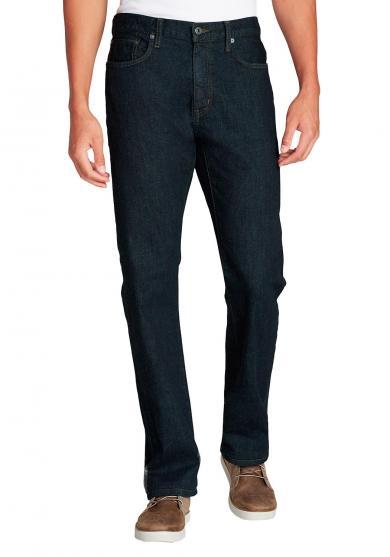 Flex Jeans mit Flanellfutter - Straight Fit