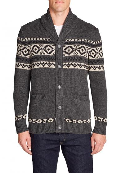 Snowbridge Cardigan