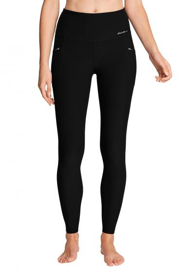 Crossover Trail Leggings - High Rise Damen