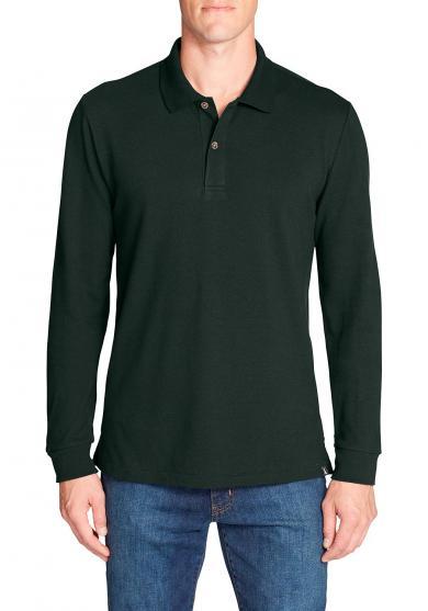Classic Field Pro Polo-Shirt - Langarm