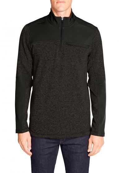 Radiator Fleece Pro Pullover mit 1/4-Reissverschluss Herren