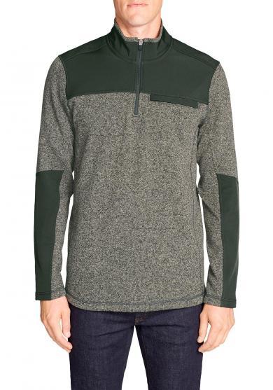 Radiator Fleece Pro Pullover mit 1/4-Reissverschluss