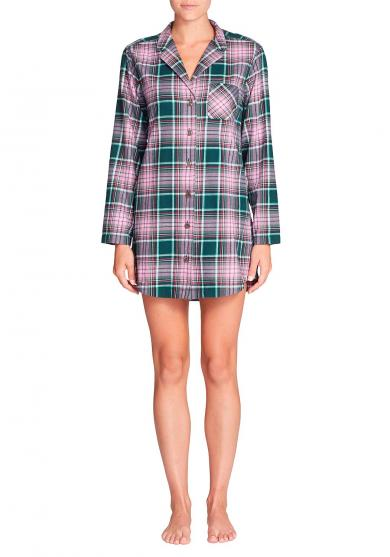 Stine's Favorite Flanell Nachthemd