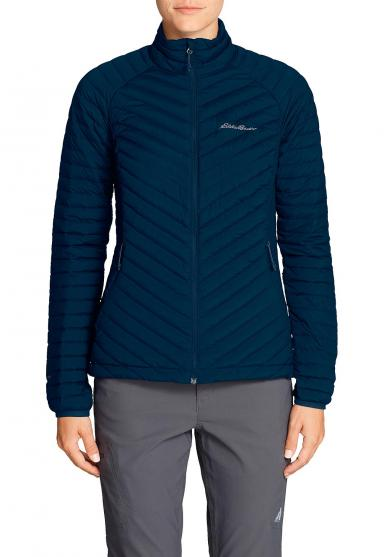 MicroTherm ® Stretch Daunenjacke Damen