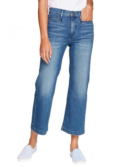 Elysian Jeans - Wide Leg - High Rise