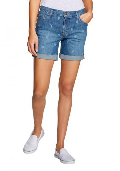 Boyfriend Shorts - bedruckt