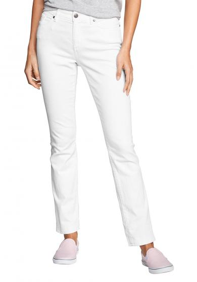 StayShape® Straight Leg Jeans - Slightly Curvy Damen