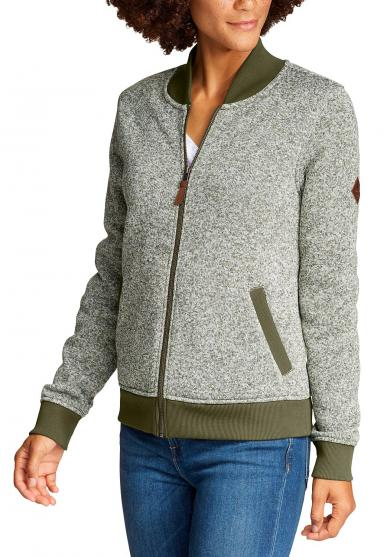 RADIATOR FLEECE BOMBERJACKE Damen