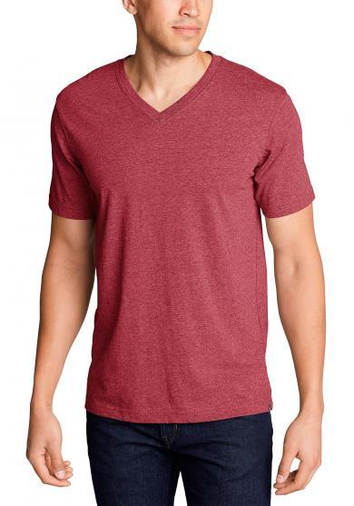 Legend Wash Pro Shirt - Kurzarm mit V-Ausschnitt